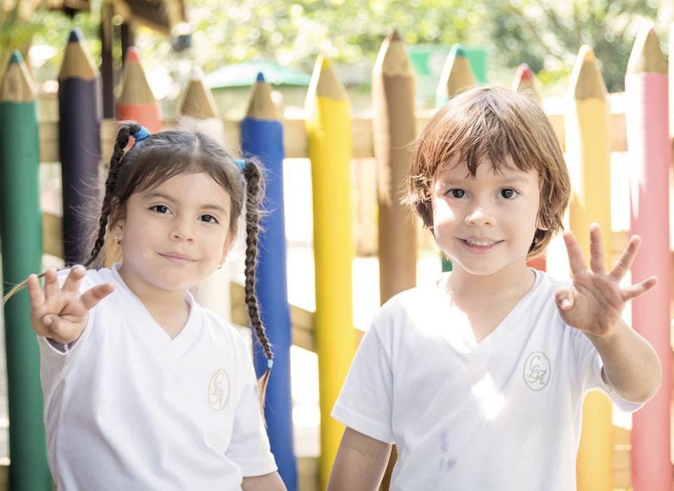Conoce las razones para estudiar en el colegio Bilingüe La Arboleda