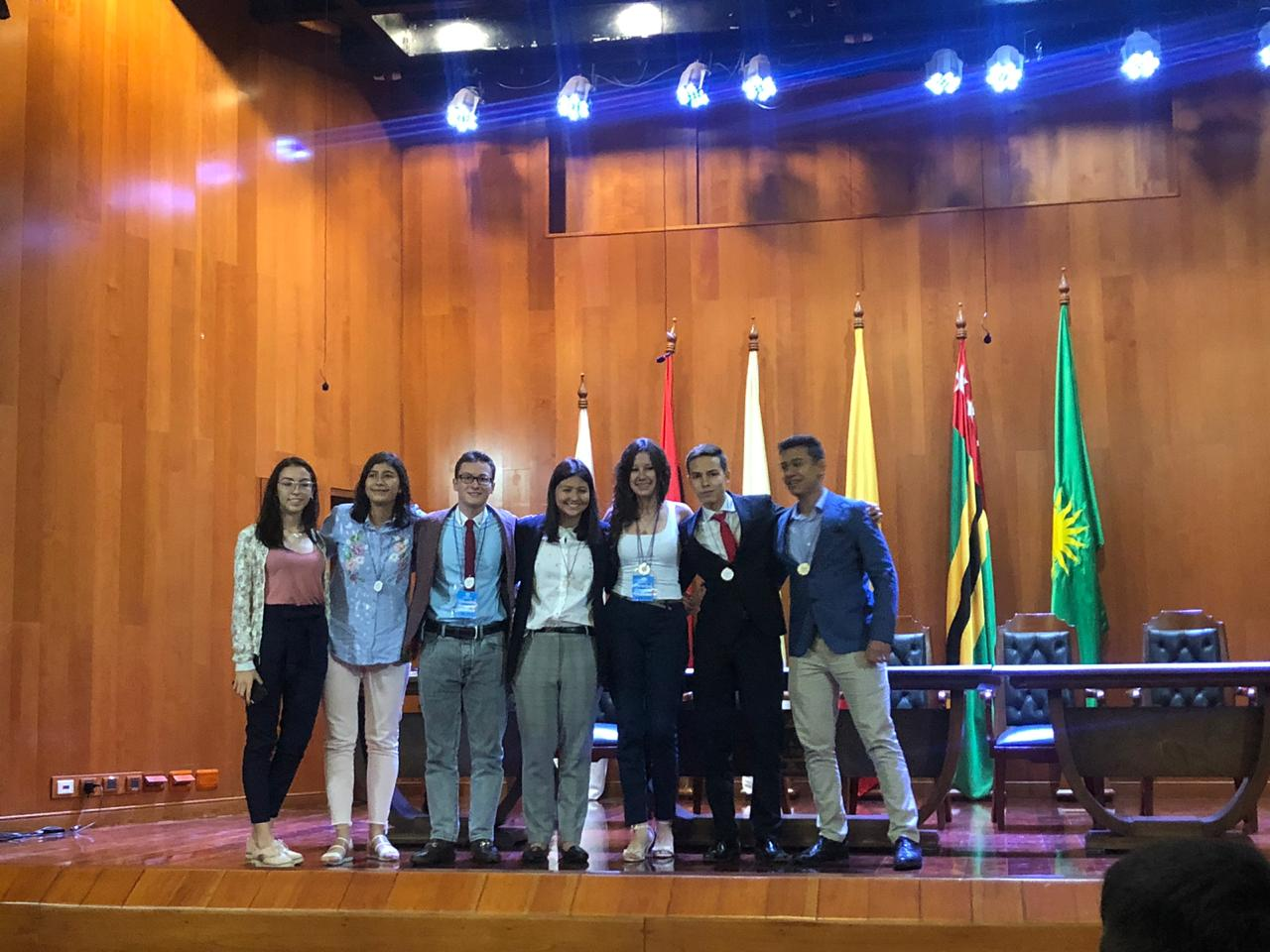 El Modelo de las Naciones Unidas: formación, conciencia y debate