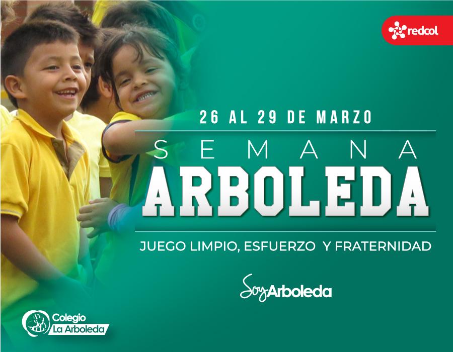Llega la Semana Arboleda  2019