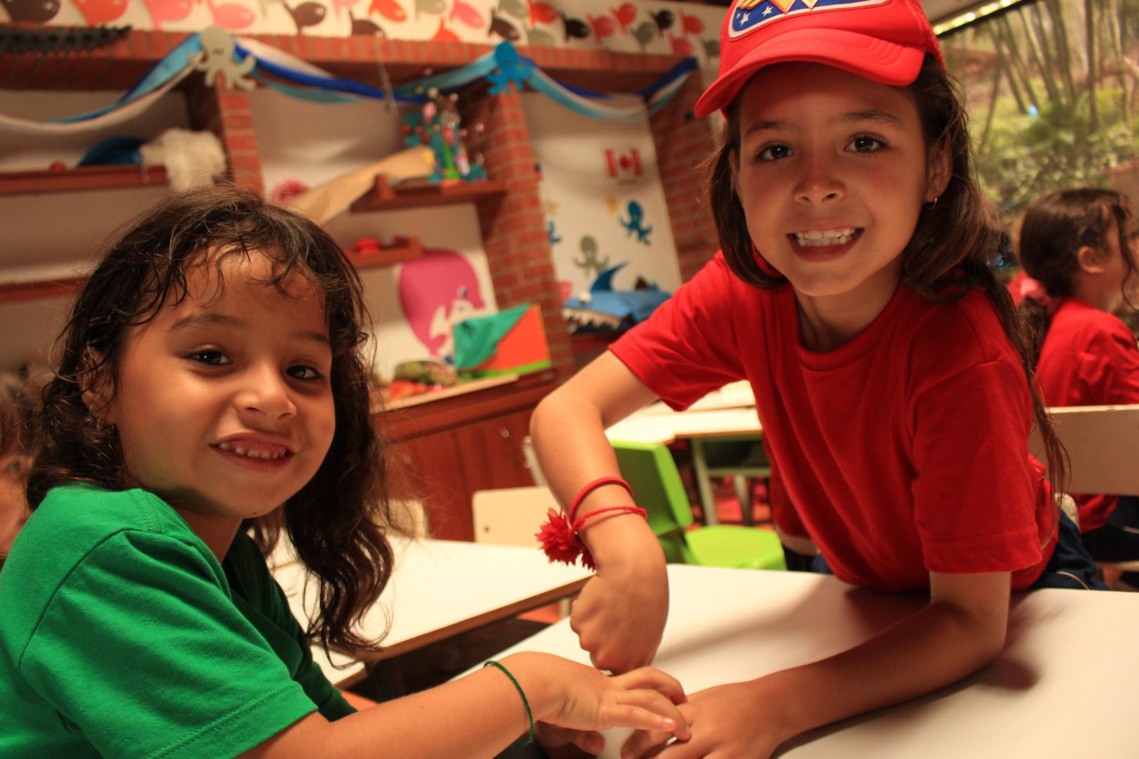 Abril: Open House en el Colegio La Arboleda